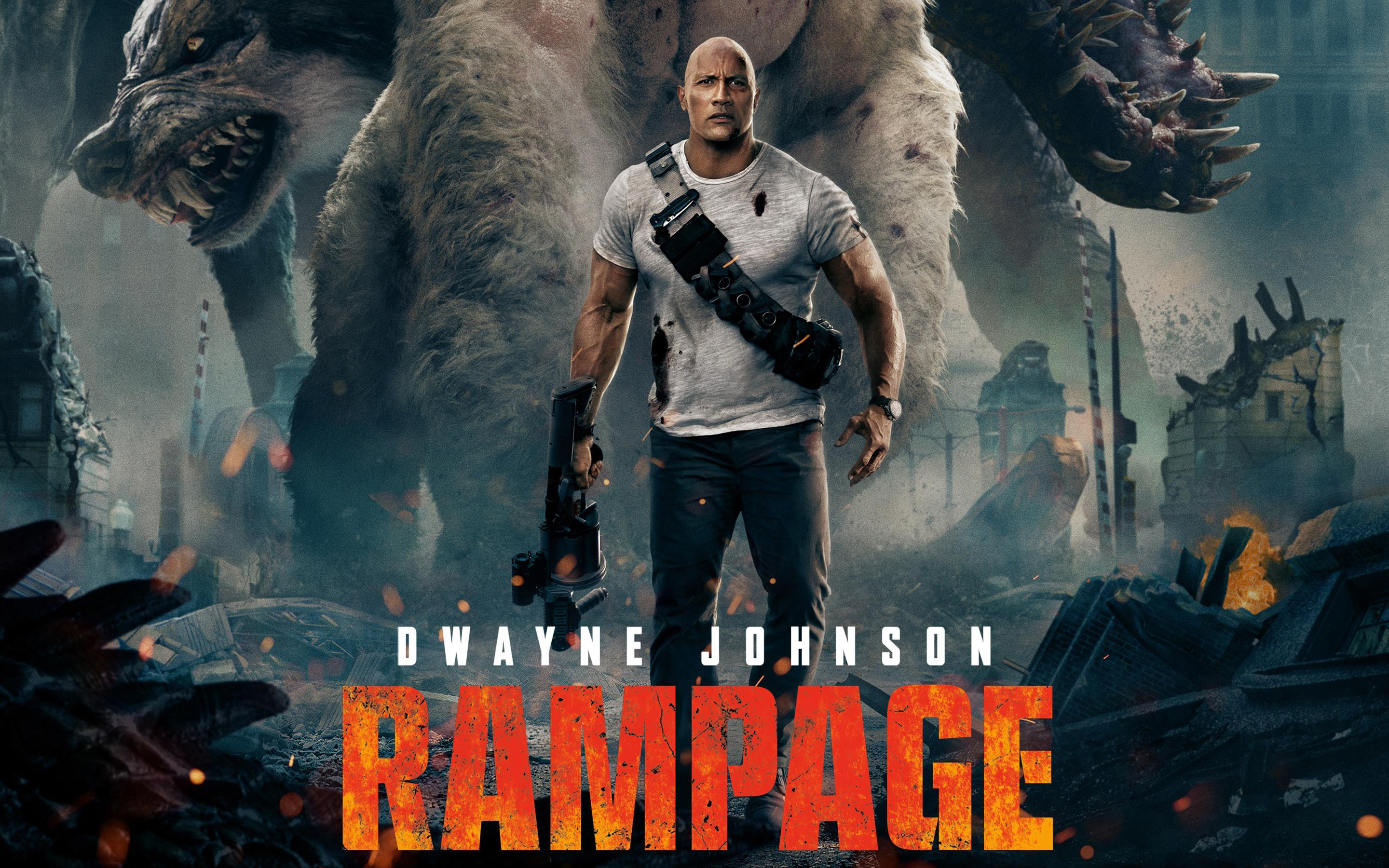 rampage movie widescreen wallpaper 63326