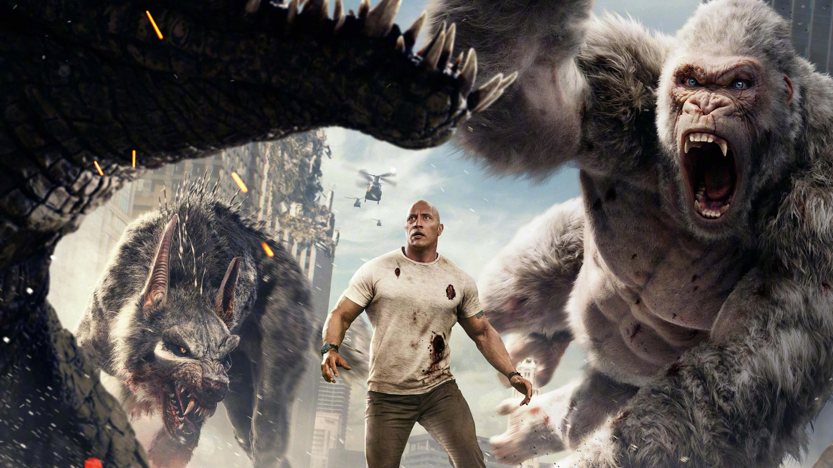 rampage wallpaper background 63329