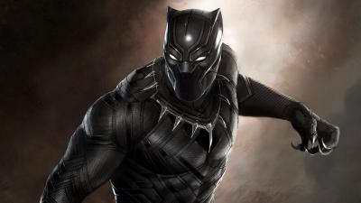 Black Panther Desktop HD Wallpaper 62792