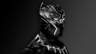 Black Panther Digital Art Wallpaper 62788