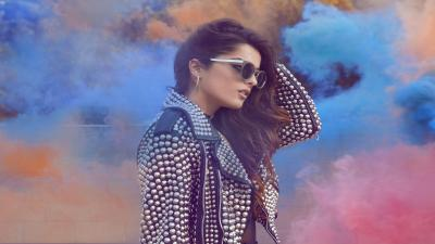 Brunette Bebe Rexha Desktop Wallpaper 62556