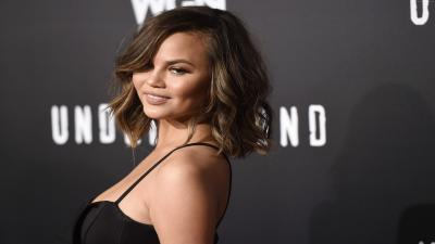 Chrissy Teigen Celebrity Widescreen Wallpaper 63449