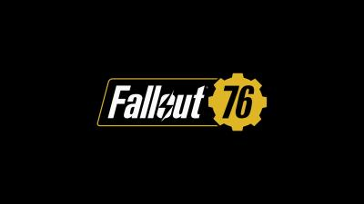 Fallout 76 Game Logo Wallpaper 63980
