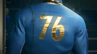 Fallout 76 Video Game Wallpaper Background 63978