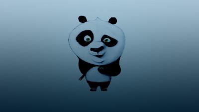 Funny Panda Wallpaper 66324