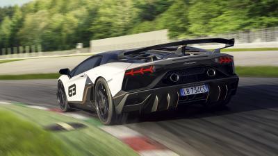 Lamborghini Aventador Wallpaper 66267