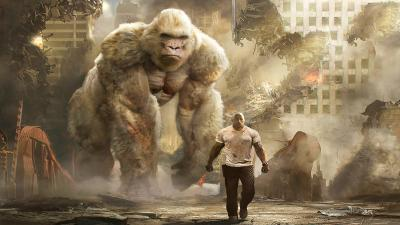 Rampage Movie Desktop HD Wallpaper 63331