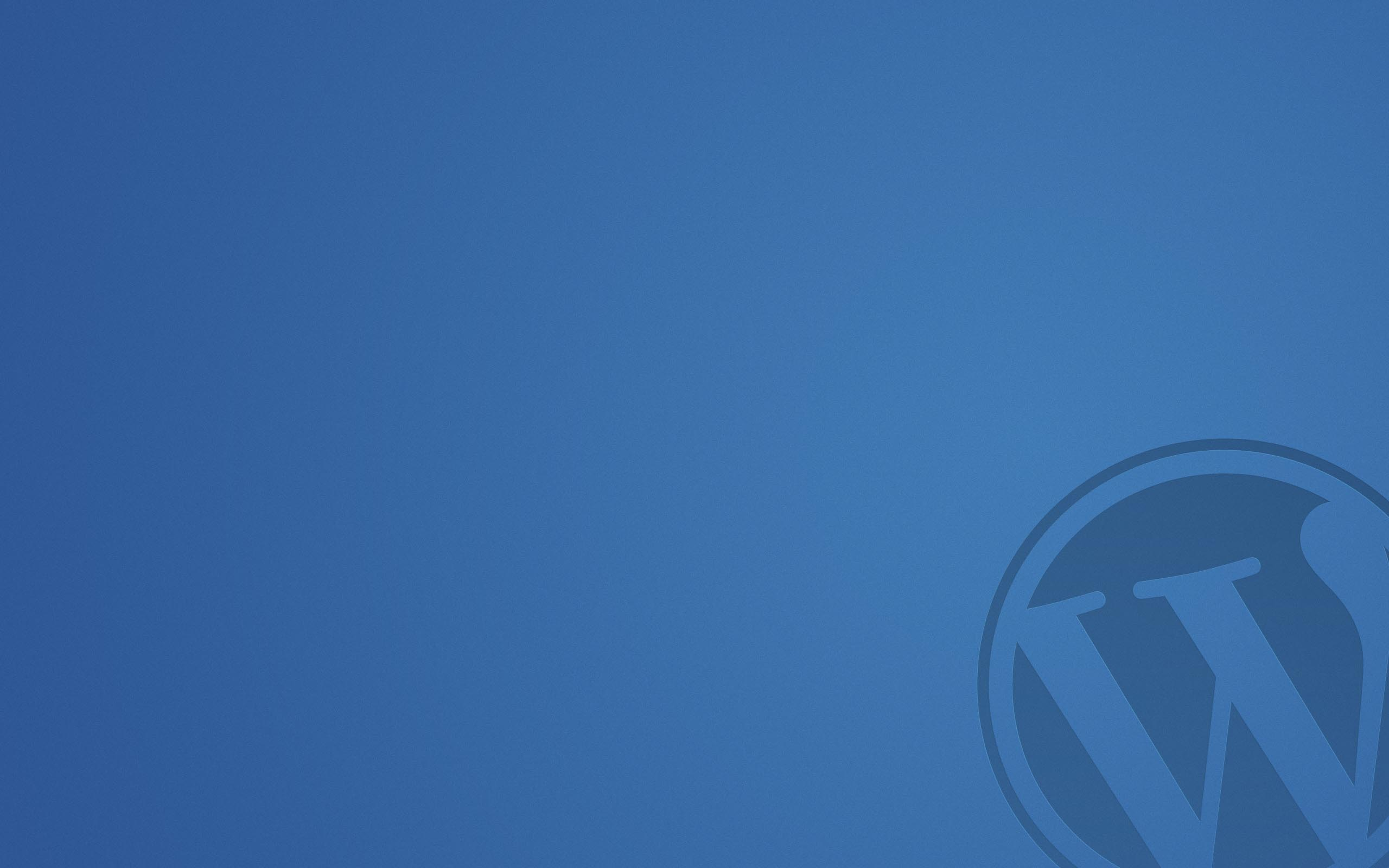 wordpress logo wallpaper background 62784