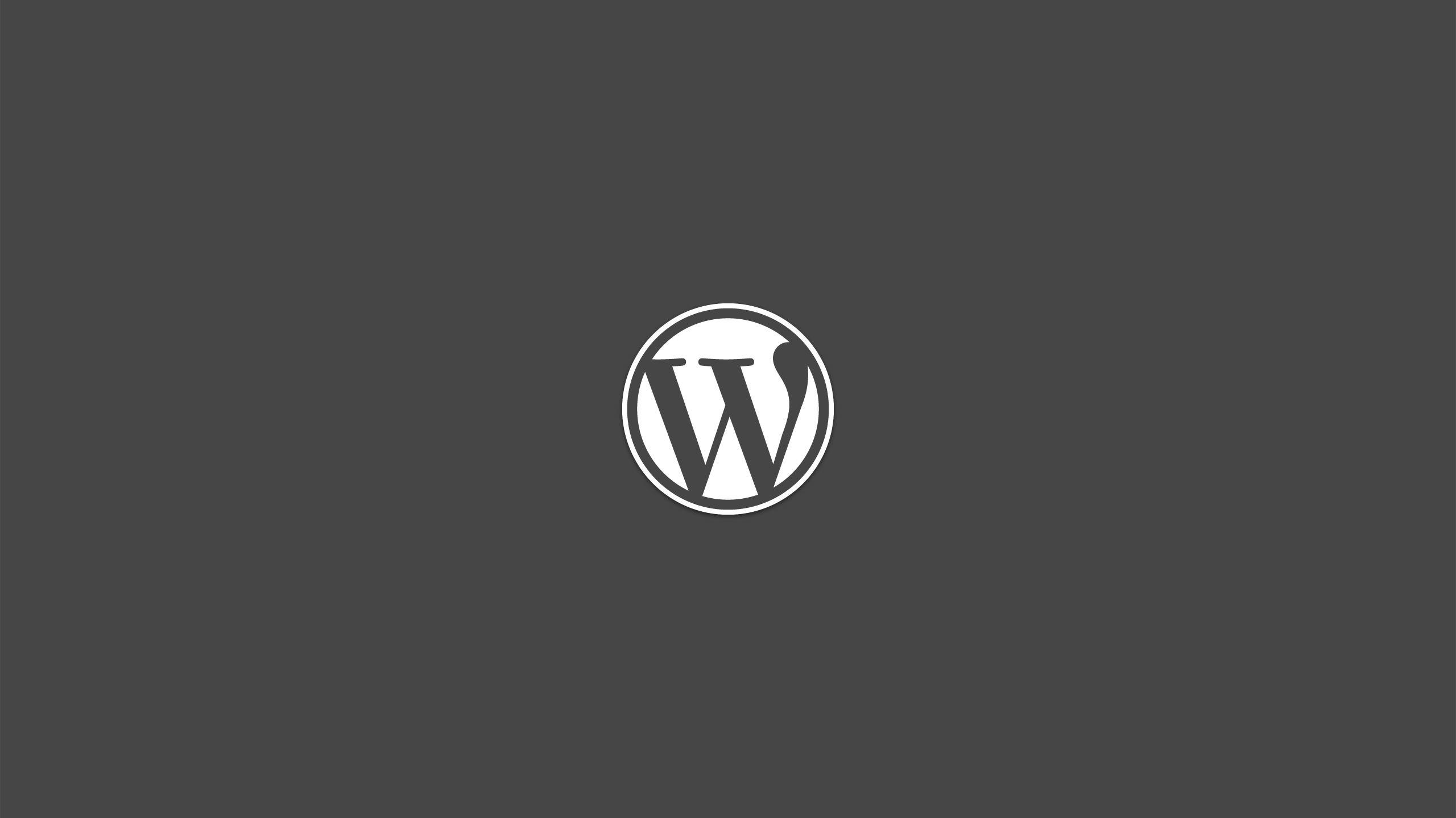 wordpress logo wallpaper background 62786
