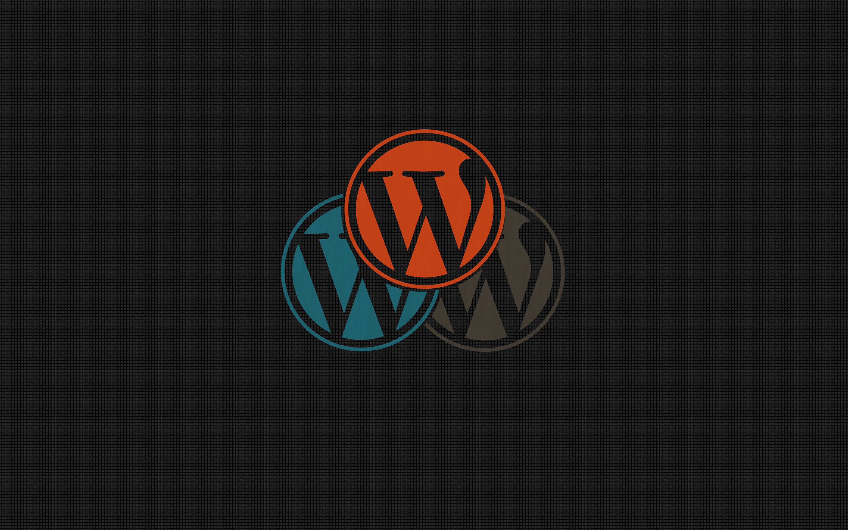 wordpress logos wide wallpaper 62781