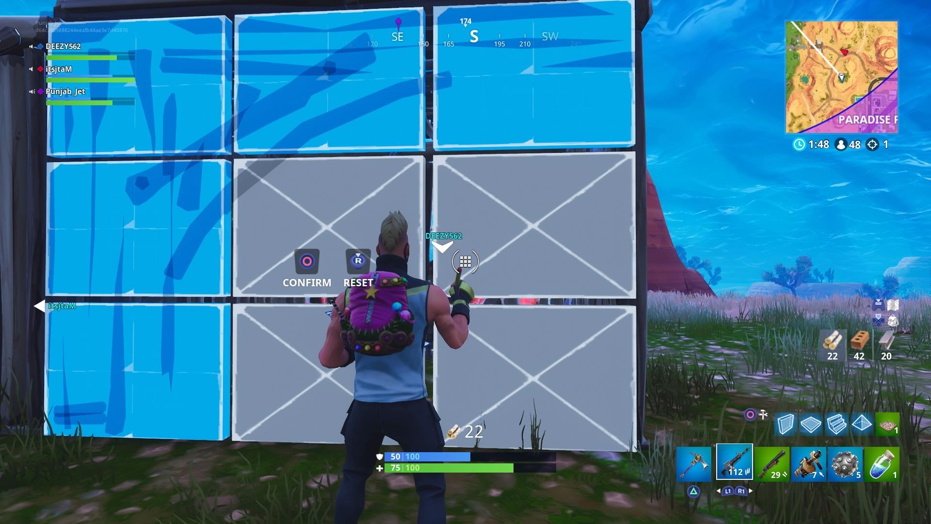 fortnite building desktop hd wallpaper 64516