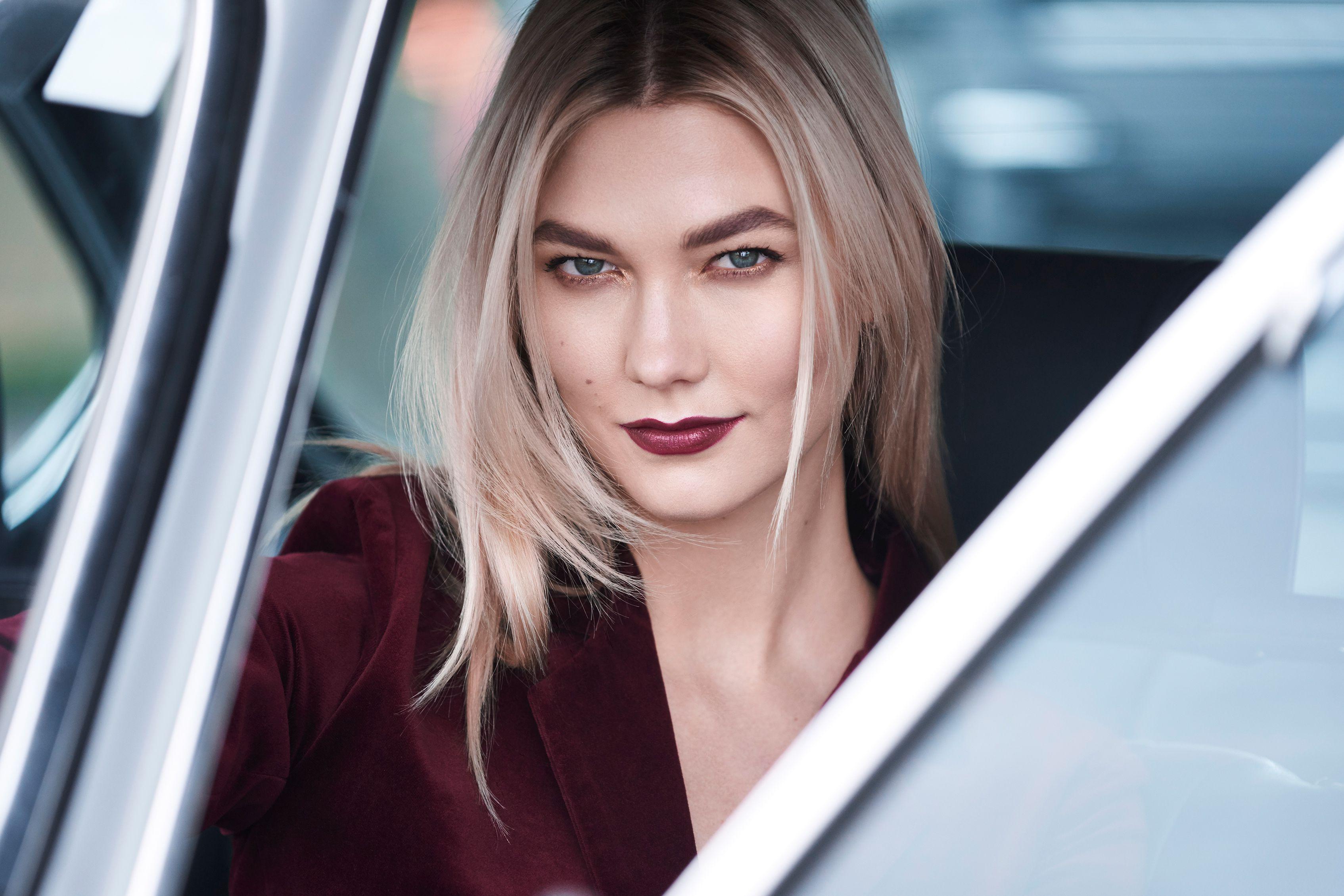 karlie kloss makeup celebrity wallpaper 64427
