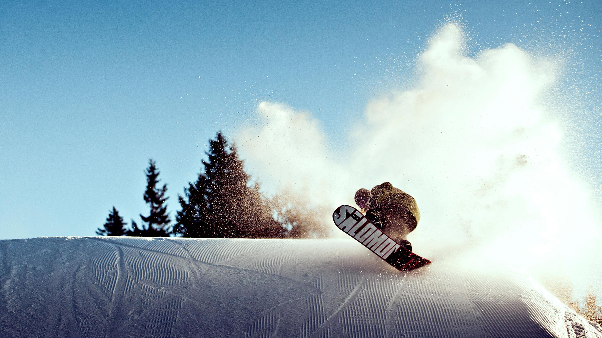 Snowboarding Wallpaper Background Hd 62843 2560x1440px