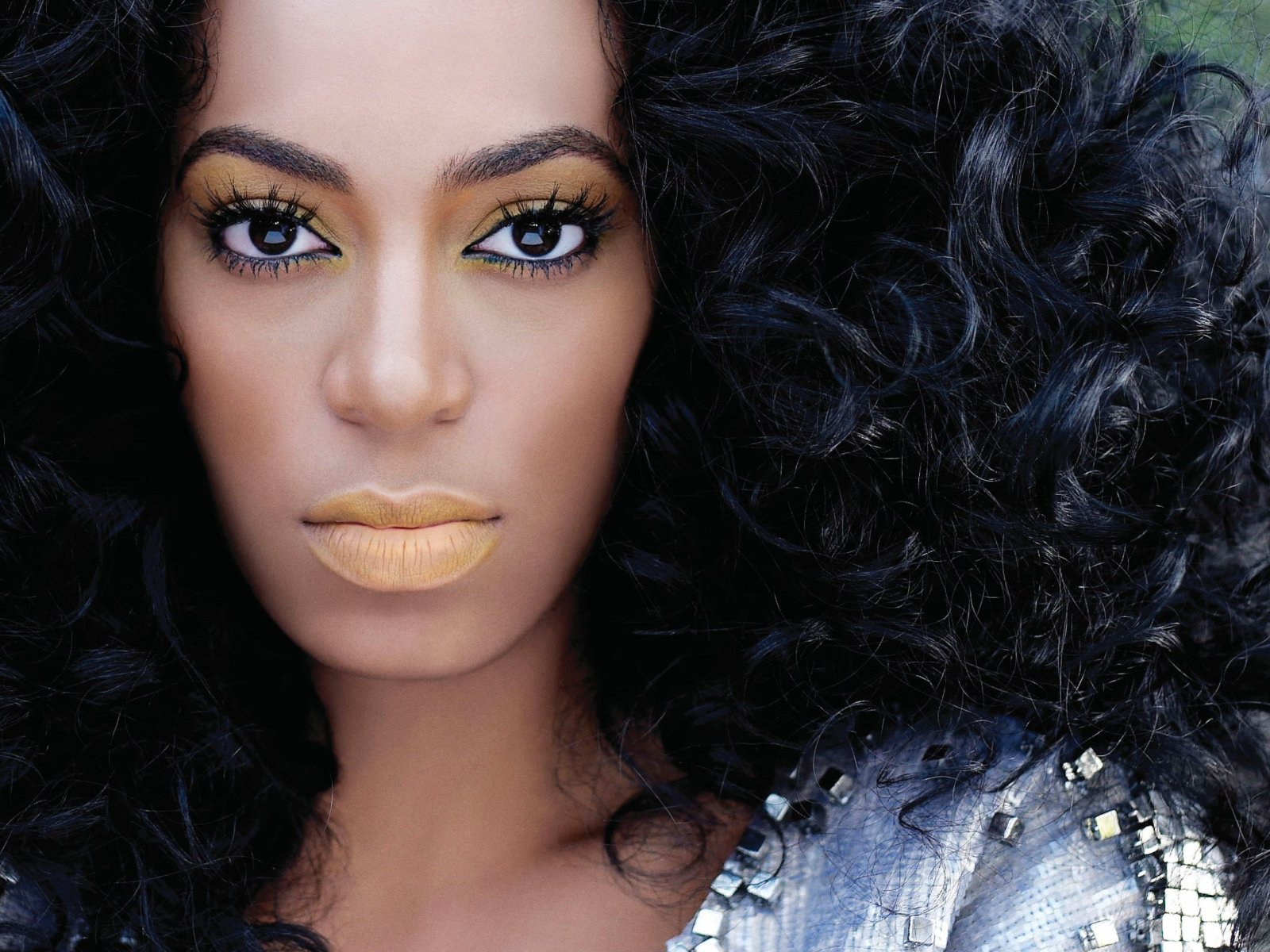 solange knowles face makeup wallpaper 64116