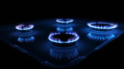 3D Gas Stove Wallpaper HD 62938
