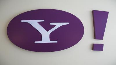 3D Yahoo Logo Wallpaper 63931