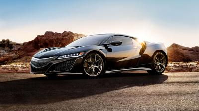 Acura NSX Car Widescreen Wallpaper 63386