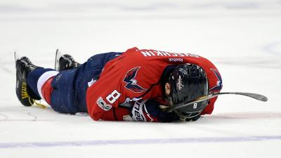 Alexander Ovechkin Upset Wallpaper 63950