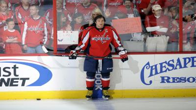 Alexander Ovechkin Widescreen Background Wallpaper 63949
