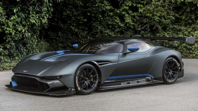 Aston Martin Vulcan Wallpaper Background 63491