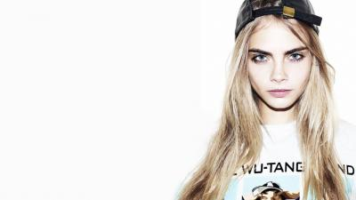 Cara Delevingne Backwards Hat Wallpaper 64687