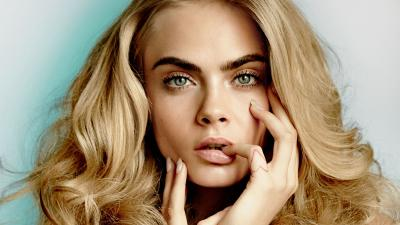 Cara Delevingne Sexy Face Wallpaper 64679