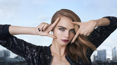 Cara Delevingne Wide HD Wallpaper 64688