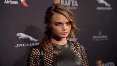 Celebrity 4K Cara Delevingne Wallpaper 64681