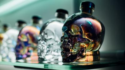Crystal Head Vodka Wallpaper 66293