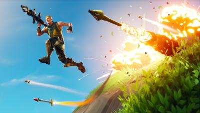 Fortnite 50 Vs 50 Wallpaper Background 64347