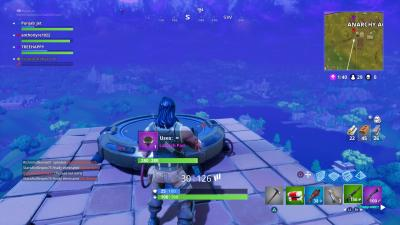Fortnite Launch Pad HD Wallpaper 63023