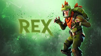 Fortnite Rex Wallpaper HD 64808