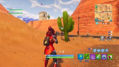 Fortnite Season 5 Cactus Wallpaper 64390