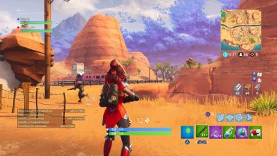 Fortnite Season 5 Mountains Wallpaper 64389