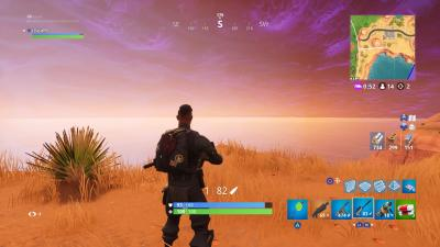 Fortnite Season 5 Ocean Wallpaper 64393