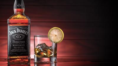 Jack Daniels Whisky Background Wallpaper 66301