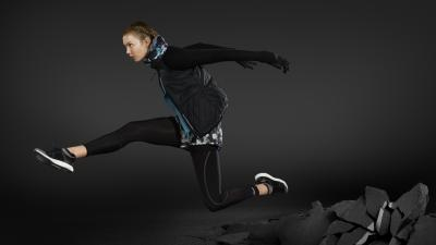 Karlie Kloss Athletic Gear Wallpaper 64431