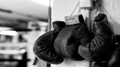 Monochrome Boxing Gloves Wallpaper Photos 62531