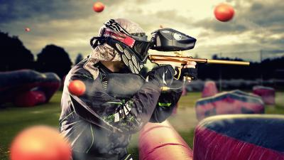Paintball Widescreen HD Wallpaper 62590