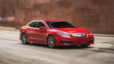 Red Acura Car Wallpaper Photos 63395