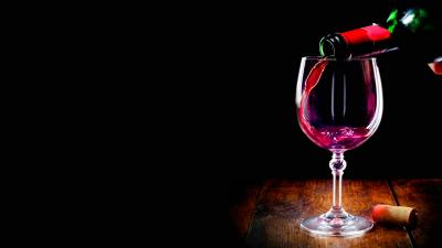 Red Wine Wide Wallpaper 62579