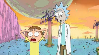Rick and Morty TV Show HD Wallpaper 63901