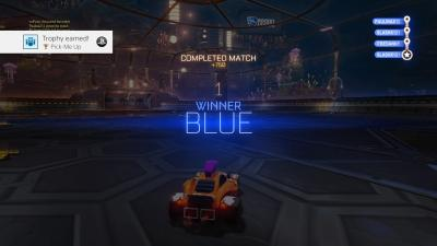 Rocket League Pick Me Up Wallpaper 64445