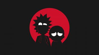 Simple Rick and Morty Wallpaper 63910