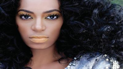 Solange Knowles Face Makeup Wallpaper 64116