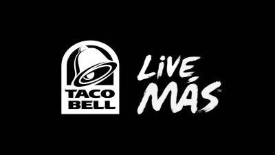 Taco Bell Live Mas Logo Wallpaper 62672
