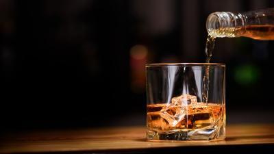 Whisky Drink Wallpaper 66303