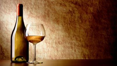 White Wine Bottle Wallpaper Background 62574