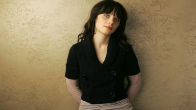 Zooey Deschanel Desktop Wallpaper 63499