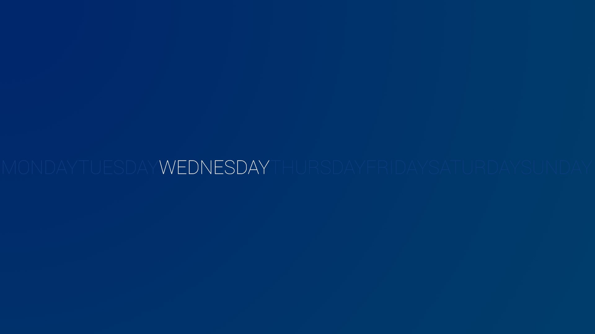 wednesday typography wallpaper 64229